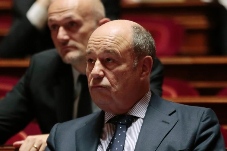 Jean-Michel Baylet, en décembre 2012 au Sénat (Archives).