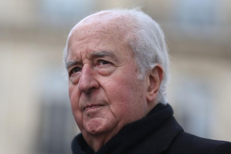 L'ancien Premier ministre, Edouard Balladur, en janvier 2014 à Paris (Archives).