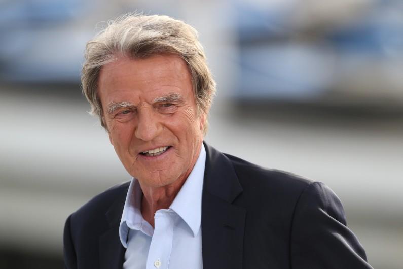"""L'ancien ministre de la Santé, Bernard Koucher, est contre le mot """"euthanasie"""" parce que le mot est """"agressif"""". Ici à Cannes le 21 mai 2014 (Archives)."""