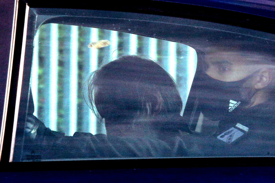 Le tueur en série Michel Fourniret à Charleville-Mézières, le 28 octobre 2020.