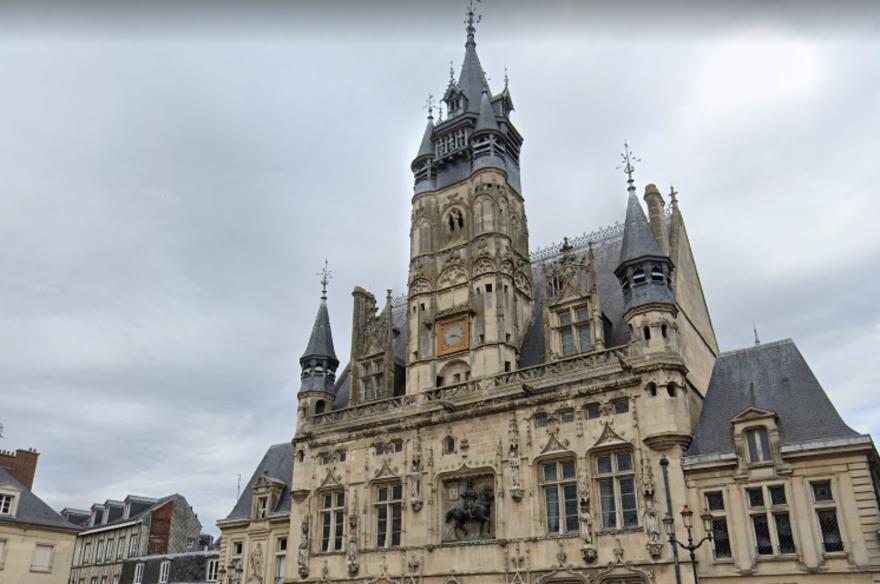 La mairie de Compiègne (Image d'illustration).