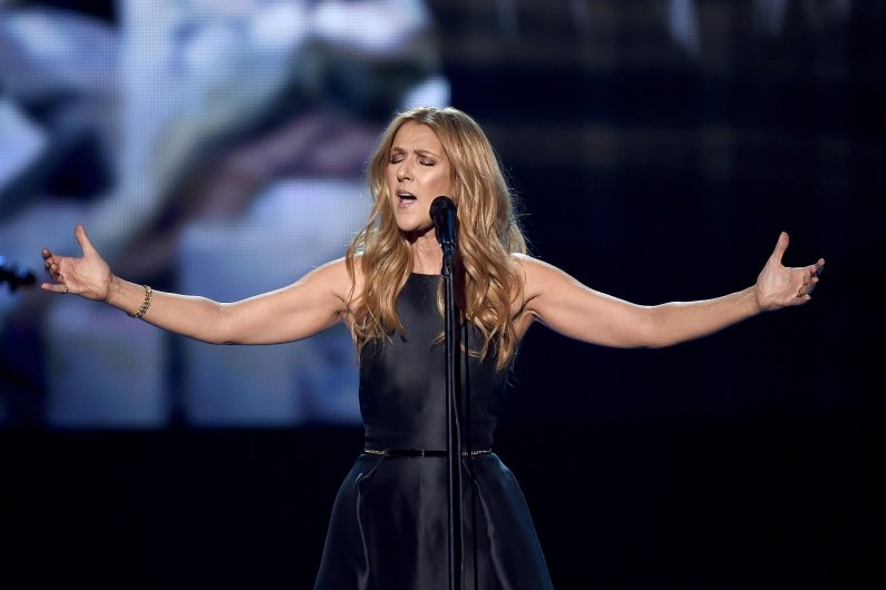 Céline Dion se produira à l'Accorhotels Arena en 2016