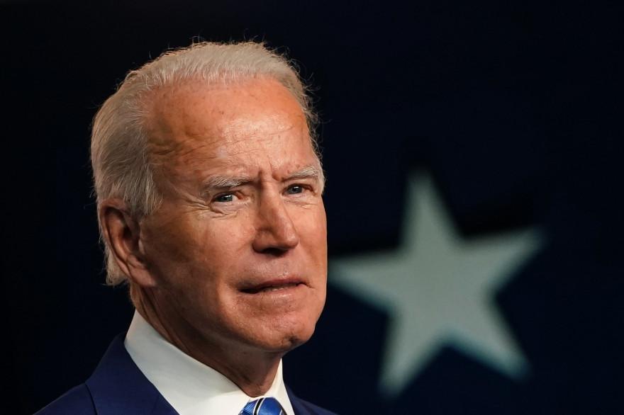 Joe Biden le 4 novembre 2020