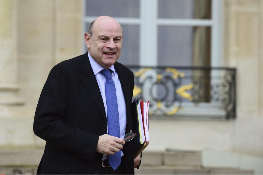 Jean-Marie Le Guen à la sortie du conseil des ministres le 27 janvier 2016.