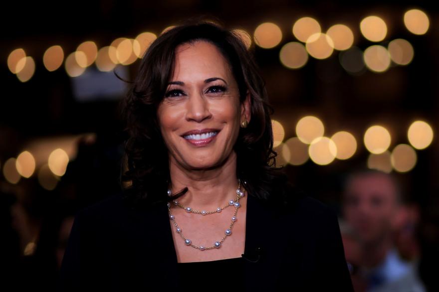 Kamala Harris, sénatrice de Californie et candidate à la présidentielle américaine