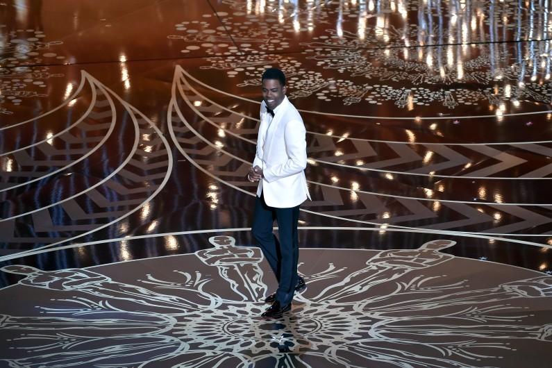 Chris Rock a ouvert la 88e cérémonie des Oscars en singeant l'Académie des Oscars pour son manque de représentativité