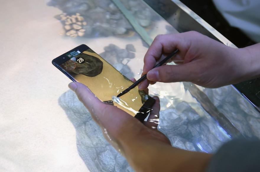 Le lancement du Galaxy Note 7 avait viré au cauchemar pour Samsung