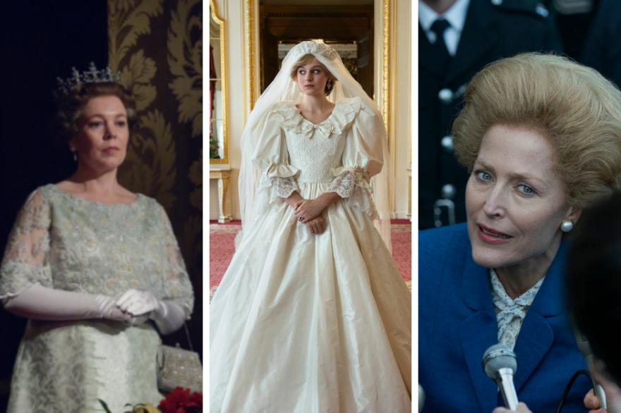 """Diana, Elizabeth II et Margaret Thatcher sont les héroïnes de la saison 4 de """"The Crown"""""""
