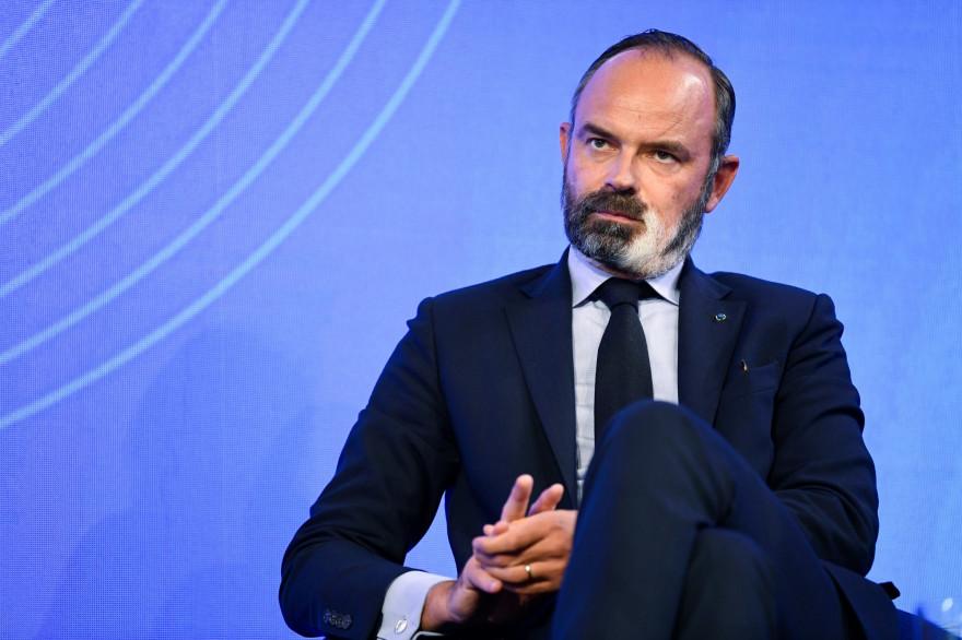 Édouard Philippe, le 29 septembre 2020