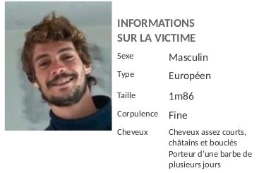 Appel à témoins - Disparition de Victor (Haute-Savoie)