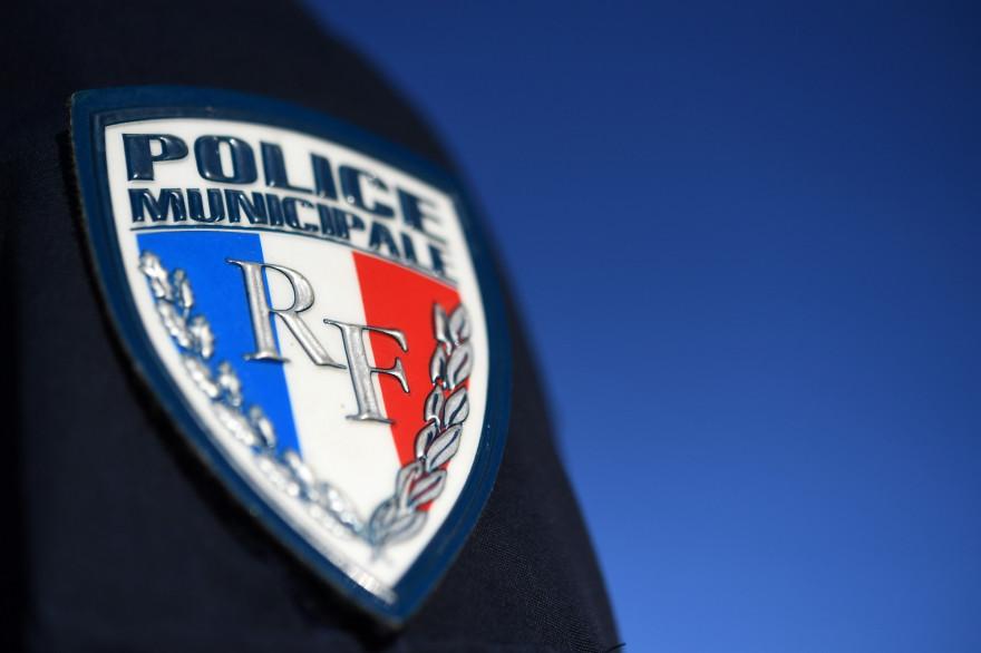 La police municipale (illustration)