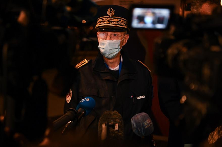 Didier Lallement, le 17 novembre 2020 à Paris