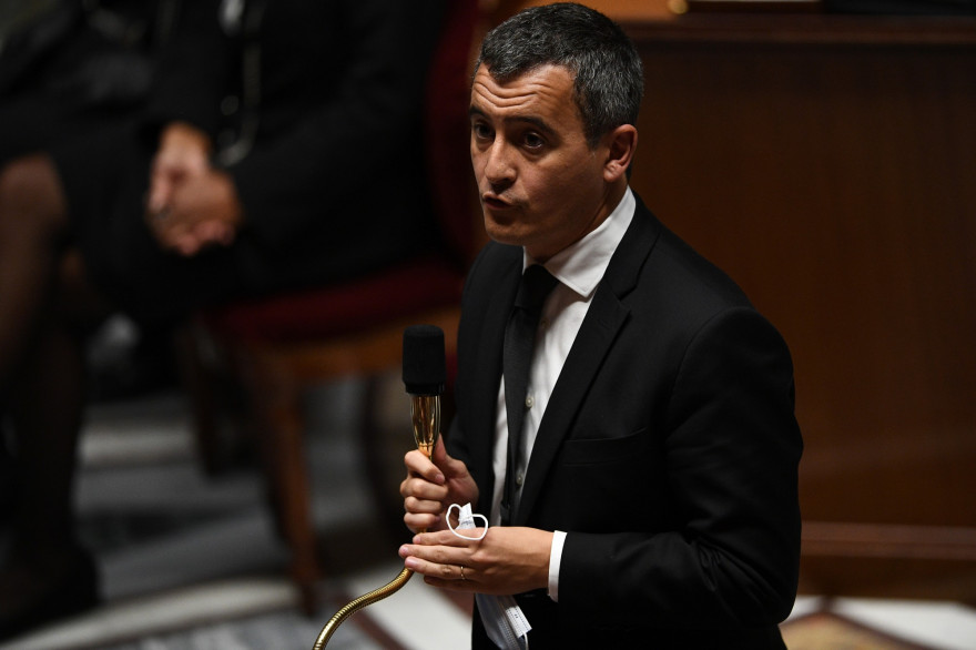 À la suite de plusieurs faits de violences policières, Gérald Darmanin sera auditionné lundi 30 novembre par la commission des Lois de l'Assemblée nationale.