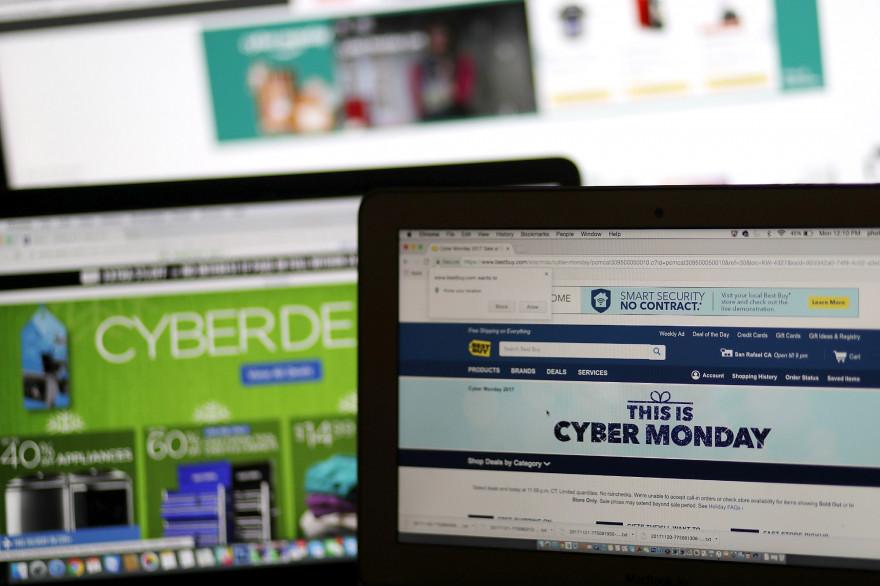 Le Cyber Monday a généré 9,4 milliards de dollars aux États-Unis en 2019