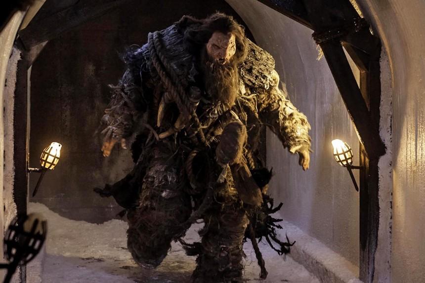 """Neil Fingleton, le Roi des géants de """"Game of Thrones"""" est décédé à 36 ans"""