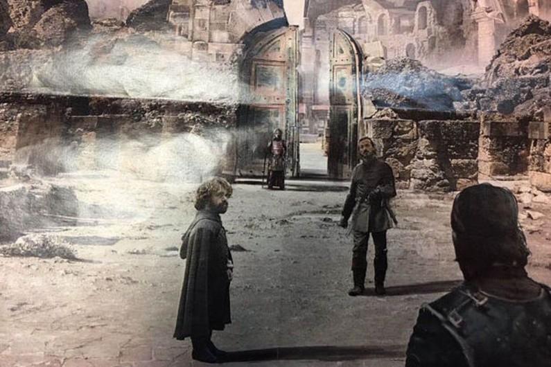 """La saison 7 de """"Game of Thrones"""" sera celle de la rencontre entre le feu et la glace."""