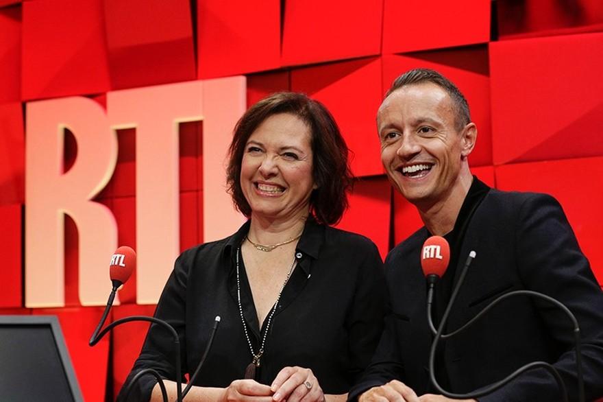 Jade et Eric Dussart refont la télé avec leurs invités