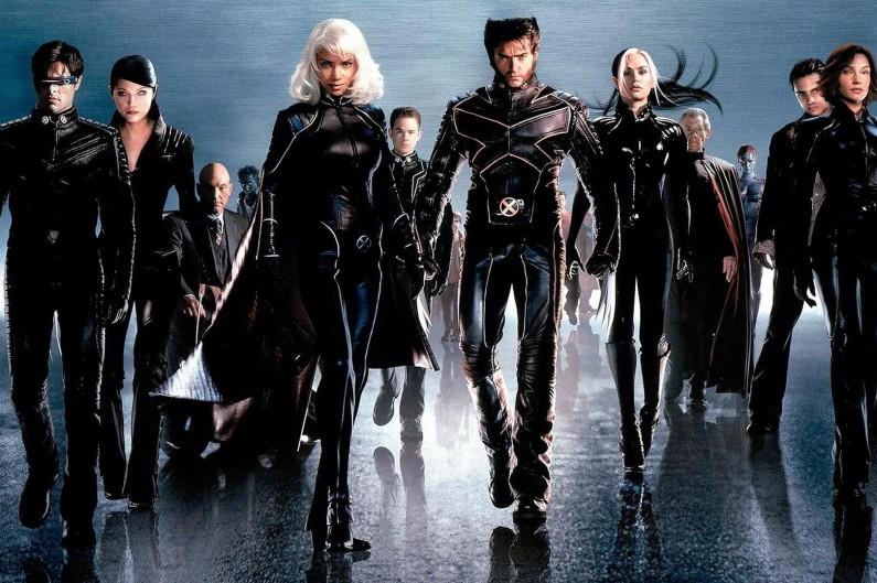 La plupart des X-Men de la première trilogie sont réunis sur cette image