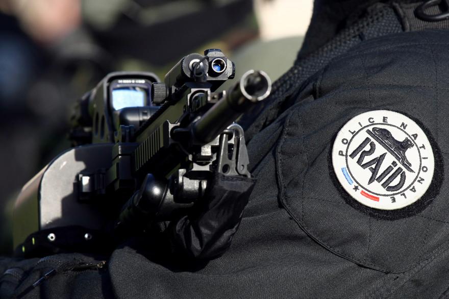 Un policier du RAID (archives)