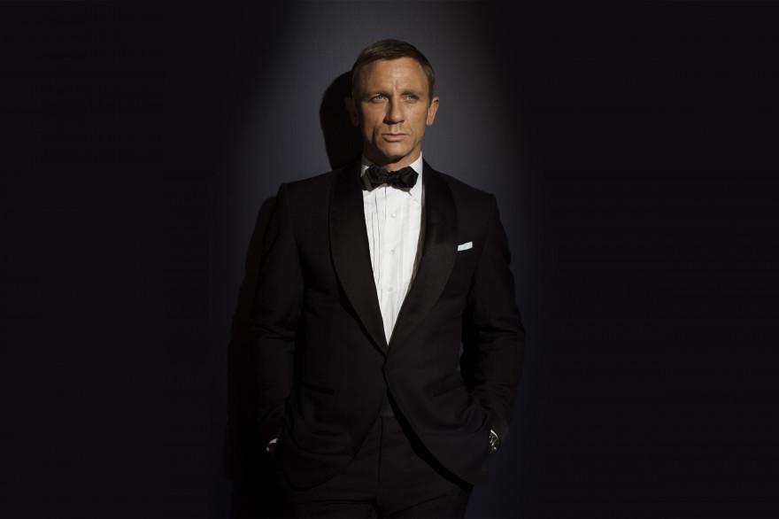 Daniel Craig rempile pour son cinquième rôle de James Bond
