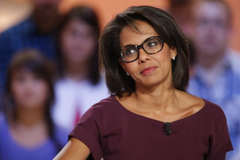 La journaliste Audrey Pulvar a été suspendue de CNews à la suite de son appel à voter pour Emmanuel Macron