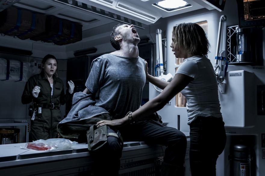"""""""Alien : Covenant"""" de Ridley Scott est la suite de """"Prometheus"""""""