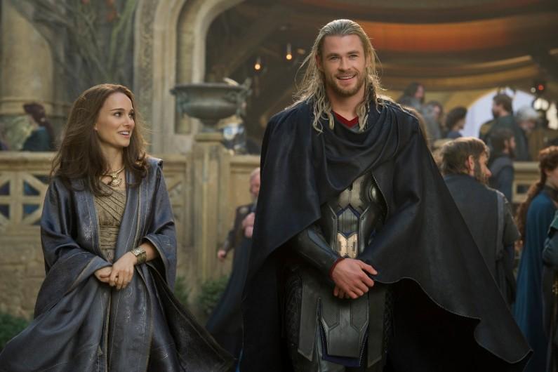 """Natalie Portman dans le rôle de Jane Foster dans """"Thor : Le monde des ténèbres"""""""