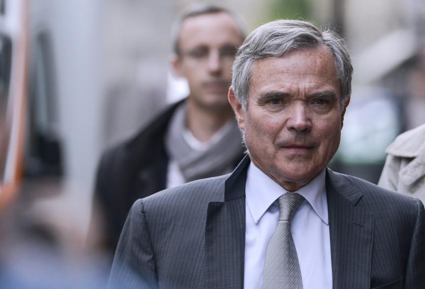 Bernard Accoyer, secrétaire général des Républicains