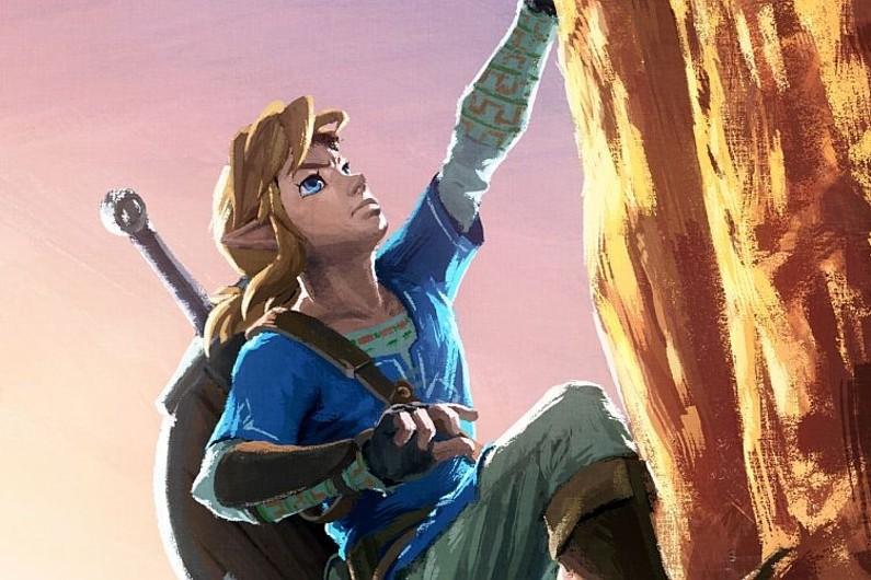 """""""The Legend of Zelda : Breath of the Wild"""""""