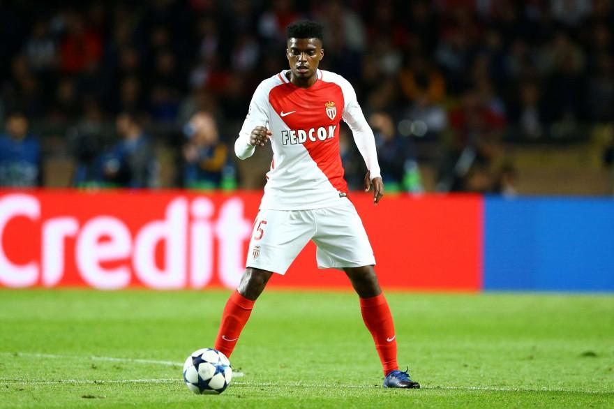 Jemerson, 24 ans, défenseur central de l'AS Monaco