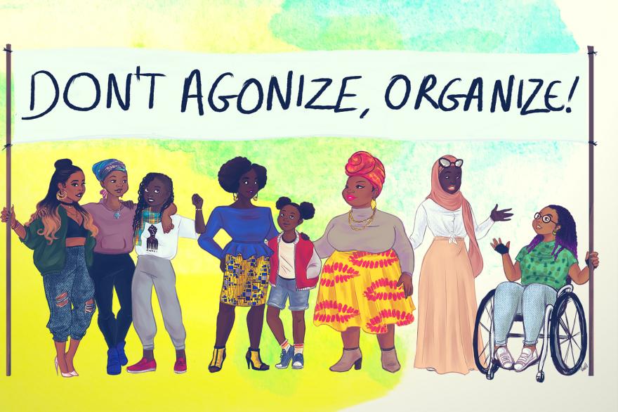 L'affiche du festival Nyansapo