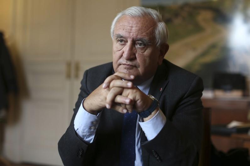 Jean-Pierre Raffarin, ancien premier ministre LR