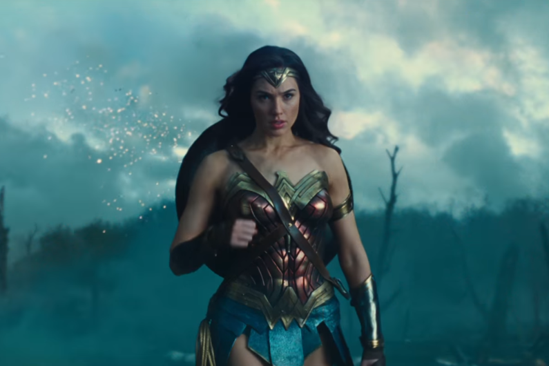 Gal Gadot interprète Wonder Woman dans le film éponyme