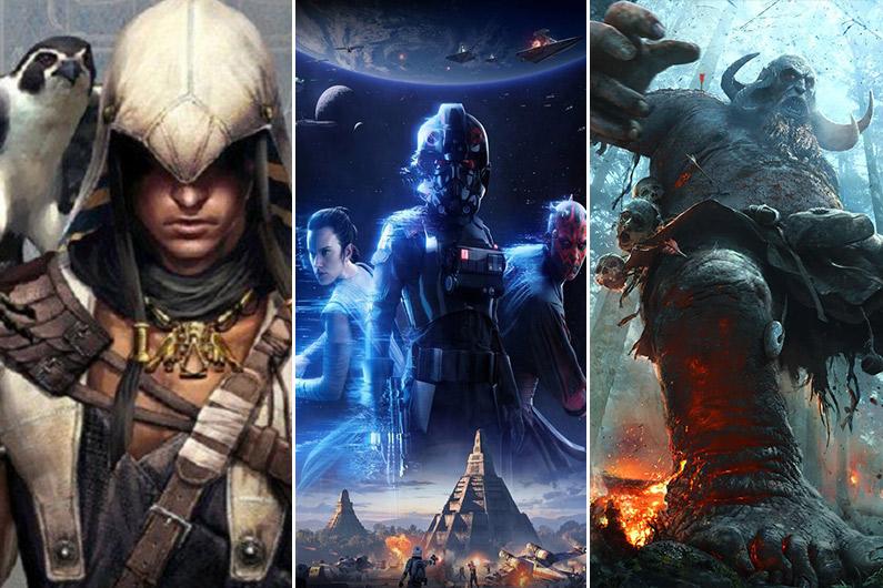 L'E3 2017 est la grand-messe du jeu vidéo