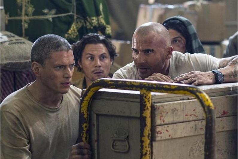 """""""Prison Break"""" revient sur M6 pour la saison 5"""