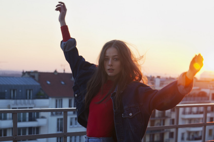 Eugénie, talent made in France de la nouvelle scène électro-pop
