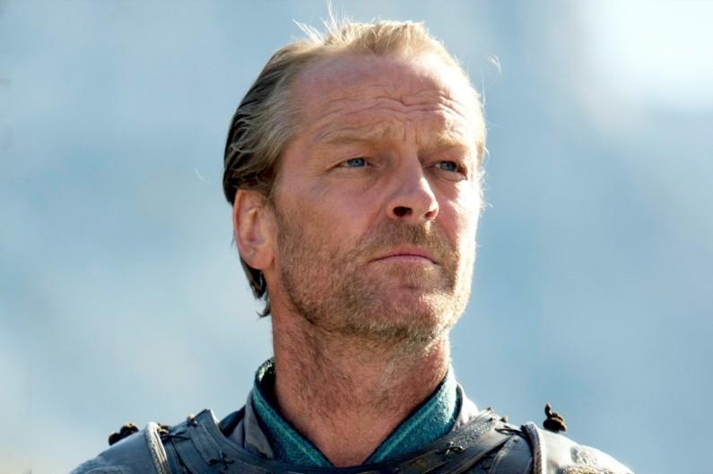 Jorah Mormont est incarné par Ian Glen