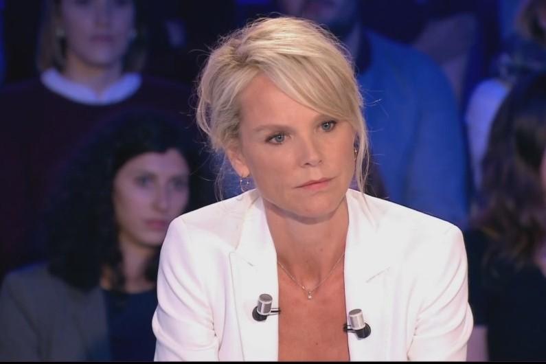 """Vanessa Burggraf quitte """"On n'est pas couché"""""""