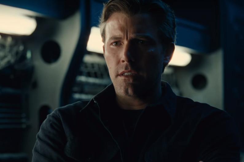 """Ben Affleck dans """"Justice League"""""""