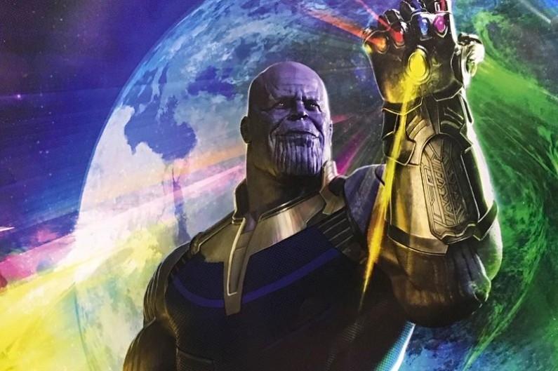 """Le concept art de """"Thanos"""" dans """"Avengers : Infinity War"""""""