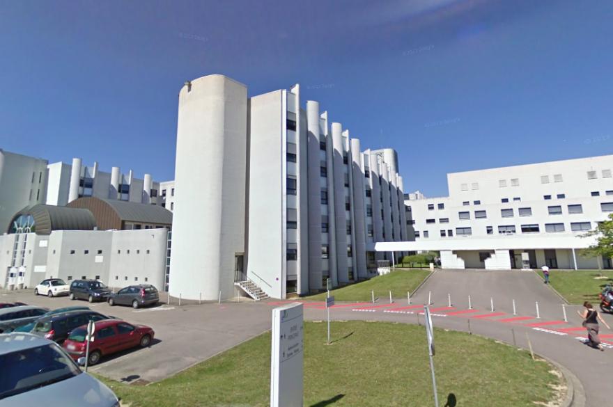 Le centre hospitalier Jacques Coeur de Bourges