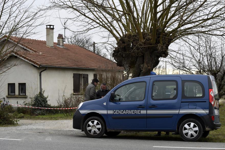 Image d'illustration - Une voiture de gendarmerie.