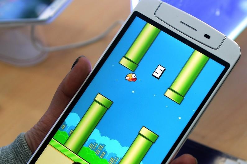 Le jeu Flappy Bird est incompatible avec iOS 11