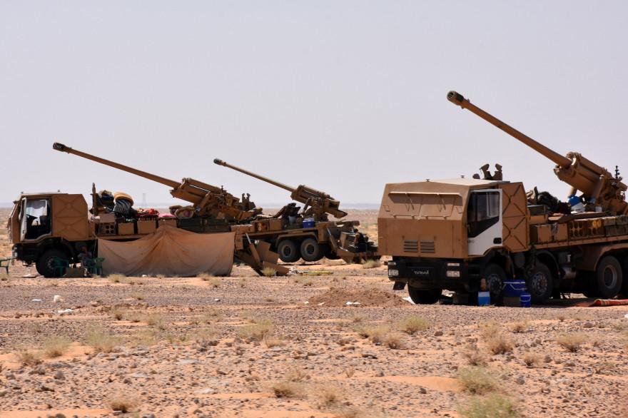 L'armée syrienne aux portes de Deir Ezzor pour reprendre la ville assiégée par l'État islamique