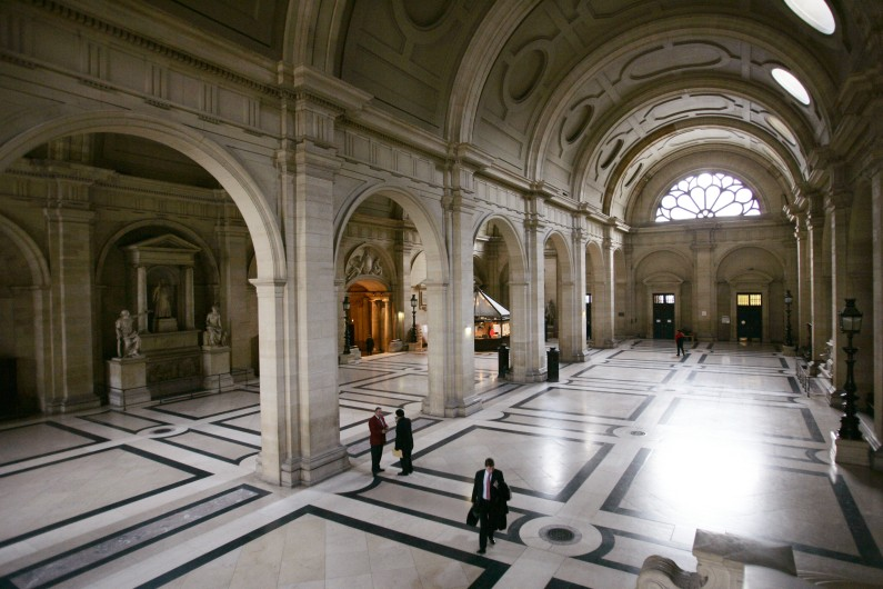 Le tribunal correctionnel de Paris (illustration justice)