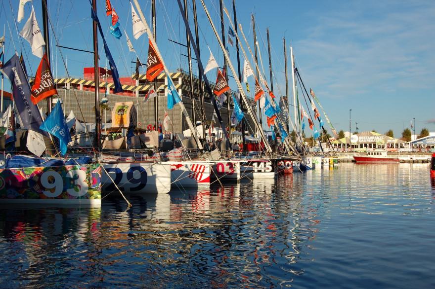 Le Havre se prépare au départ
