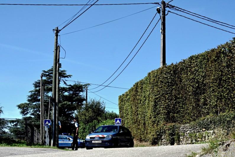 Les gendarmes en charge de l'enquête sur la disparition de Maëlys