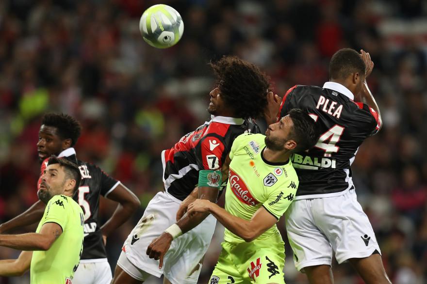 L'OGC Nice et le Angers SCO auront bataille jusqu'au bout pour tenter d'arracher une victoire vendredi 22 septembre.