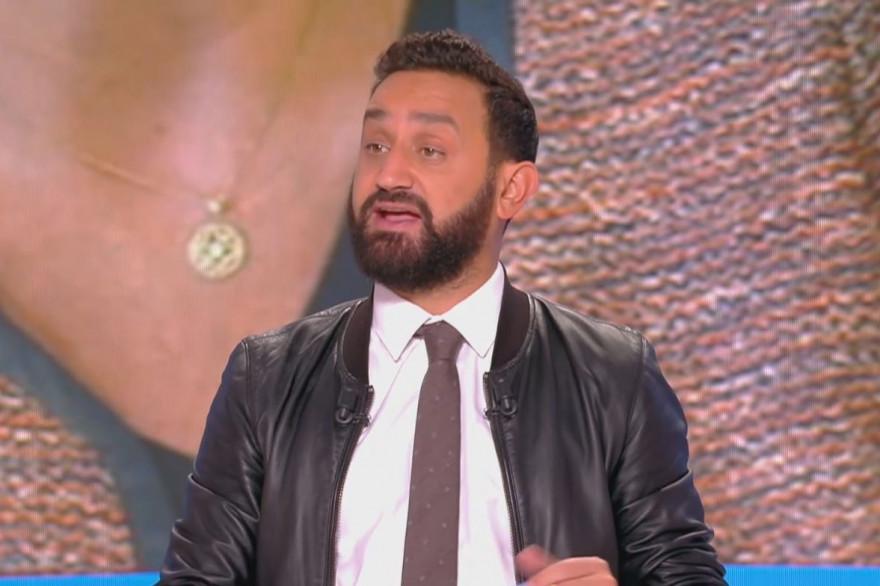 """Cyril Hanouna dans """"Touche pas à mon poste"""""""