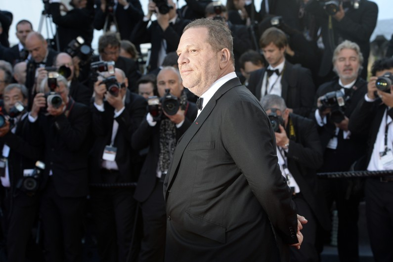 Le producteur Harvey Weinstein, le 24 mai 2013